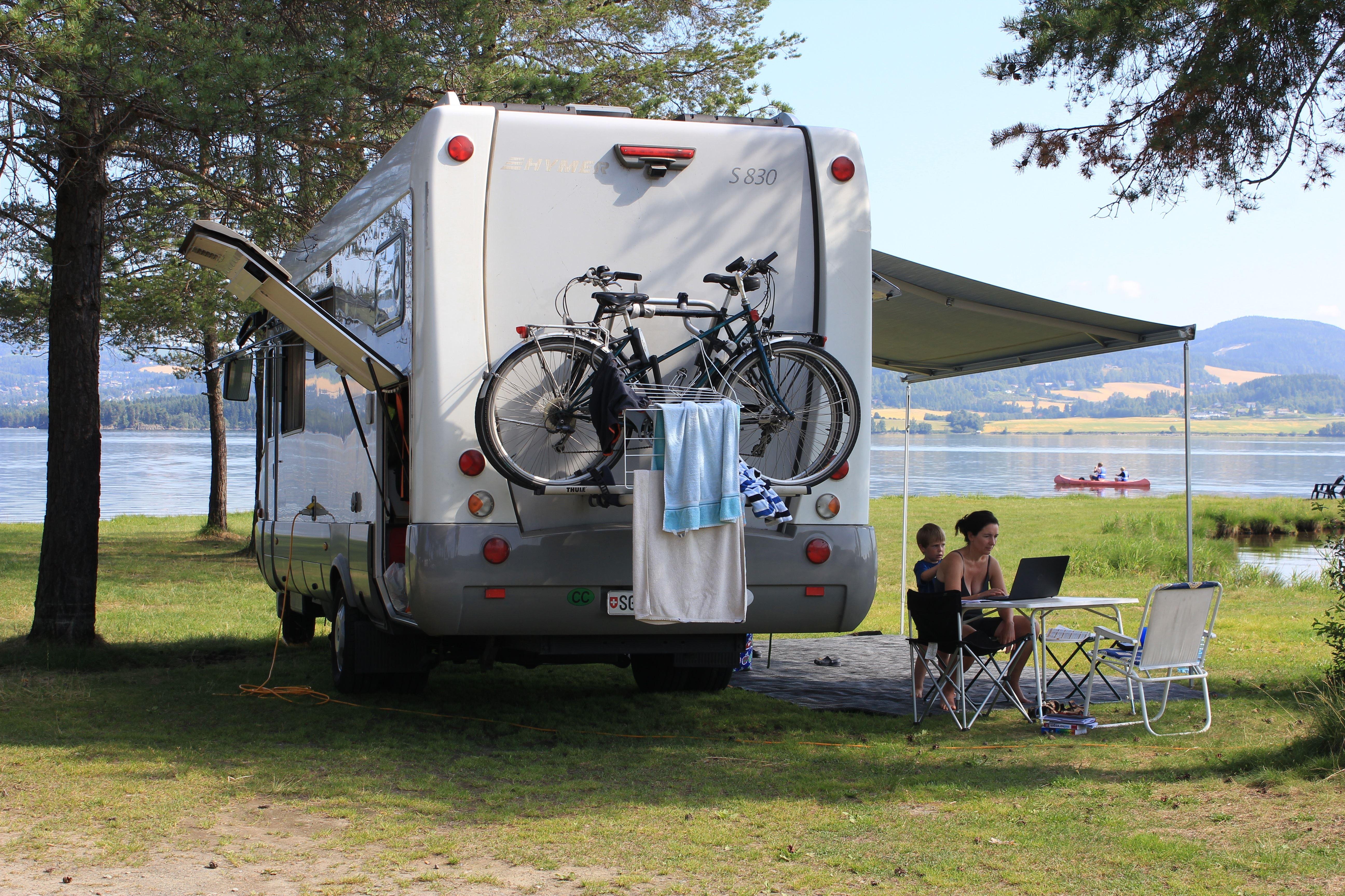 Sveastranda Camping Hytter