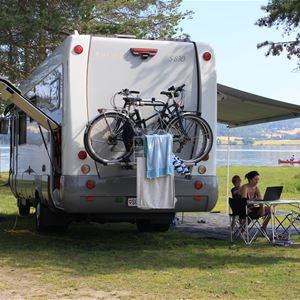 Sveastranda Camping Leiligheter