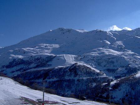 Studio 3 Pers skis aux pieds / GRANDE MASSE 709