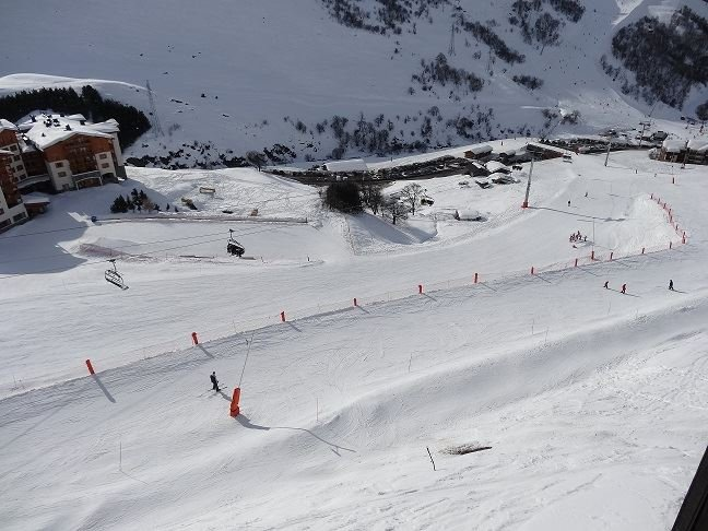 2 Rooms 4 Pers ski-in ski-out / BIELLAZ 55