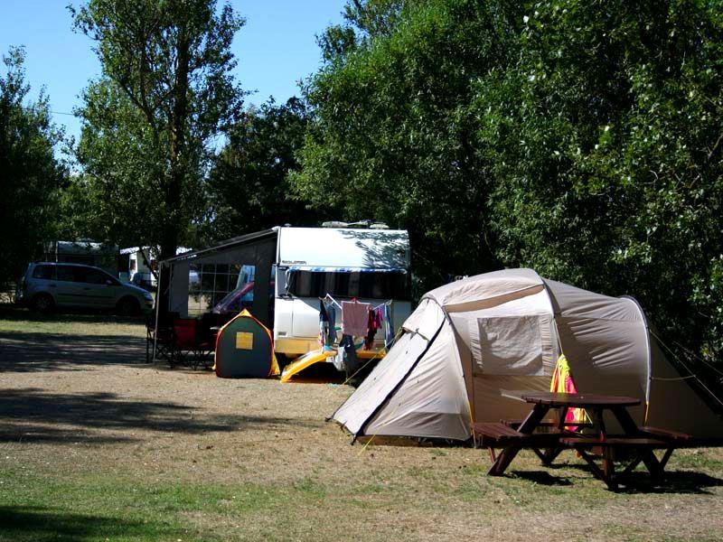 Stenåsa Stugor & Camping/Camping