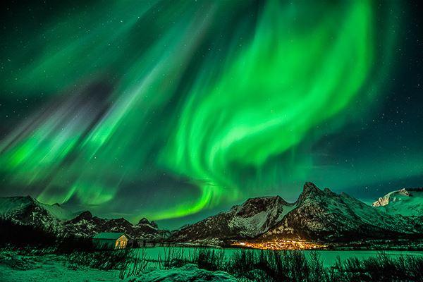 © Henryk Bies, Mefjord Brygge