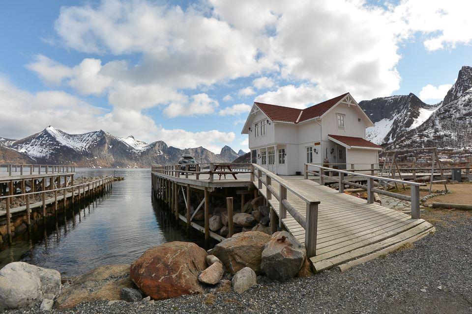 © Mefjord Brygge, Mefjord Brygge