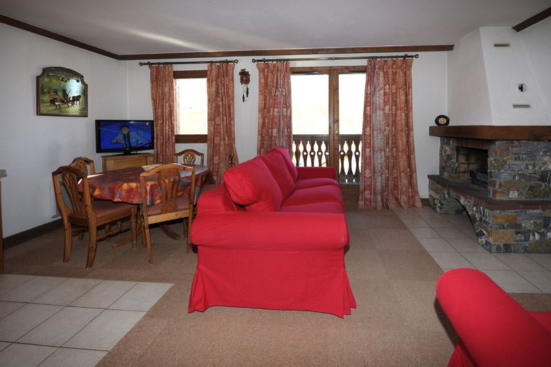 4 Rooms 6 Pers ski-in ski-out / SAPINIERE 6