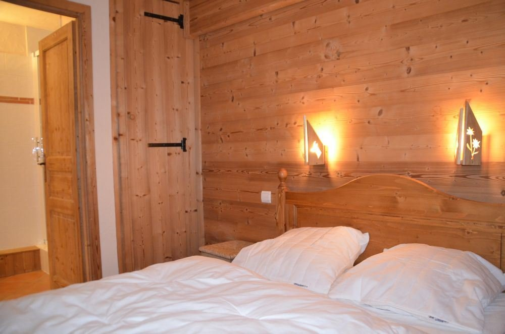 4 Rooms 6 Pers ski-in ski-out / ALTITUDE 7