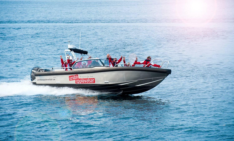 Actiontur Anytec - båttur