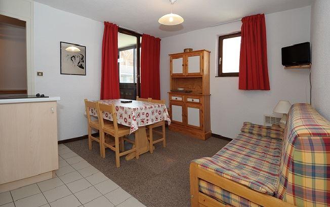2 Rooms 4 Pers ski-in ski-out / SKI SOLEIL 2101
