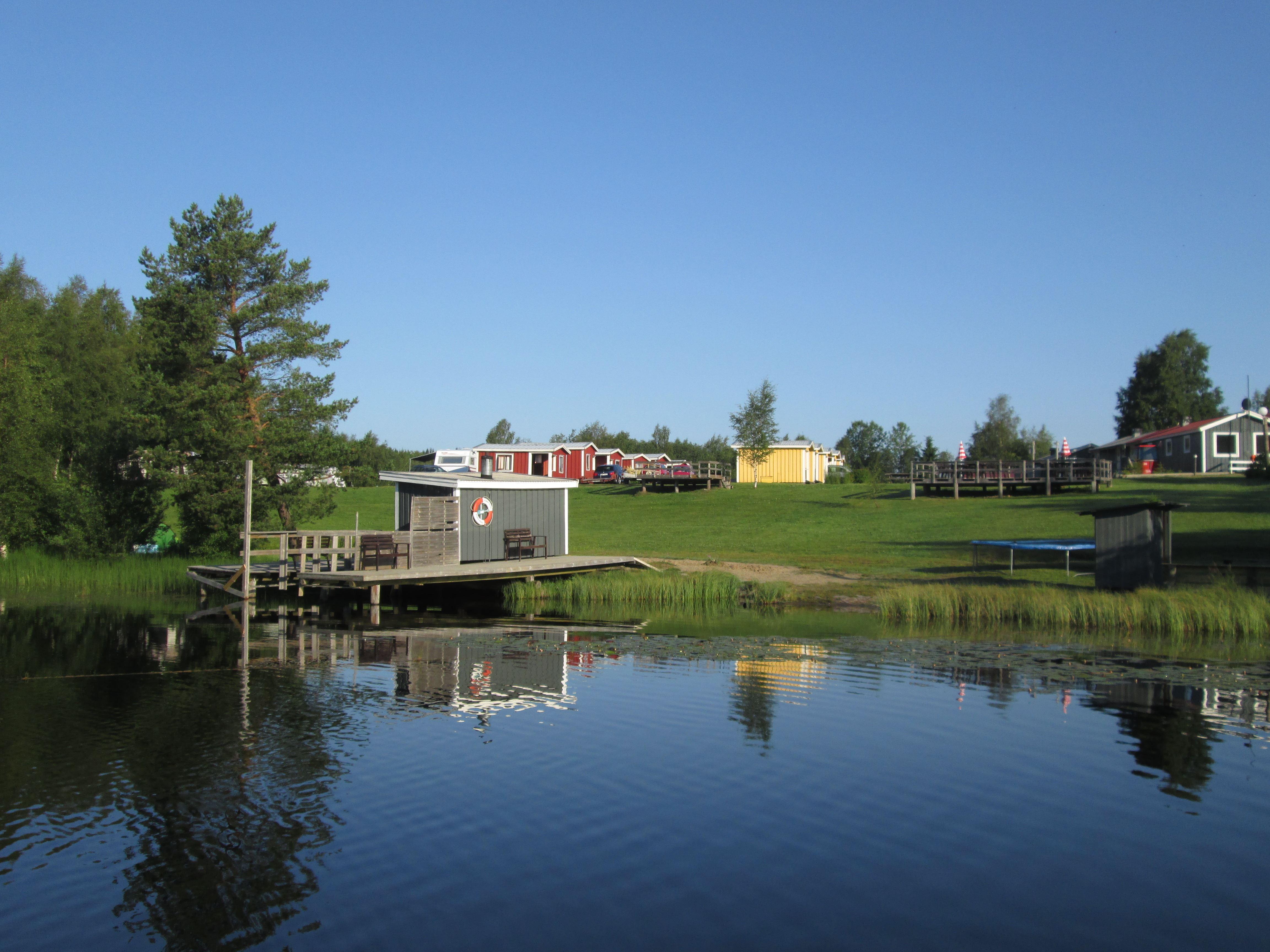 Antjärns Camping och Stugby/Stugor