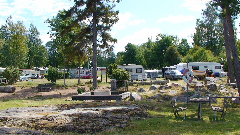 Askeviks Camping & Stugor vid Värnern/Camping