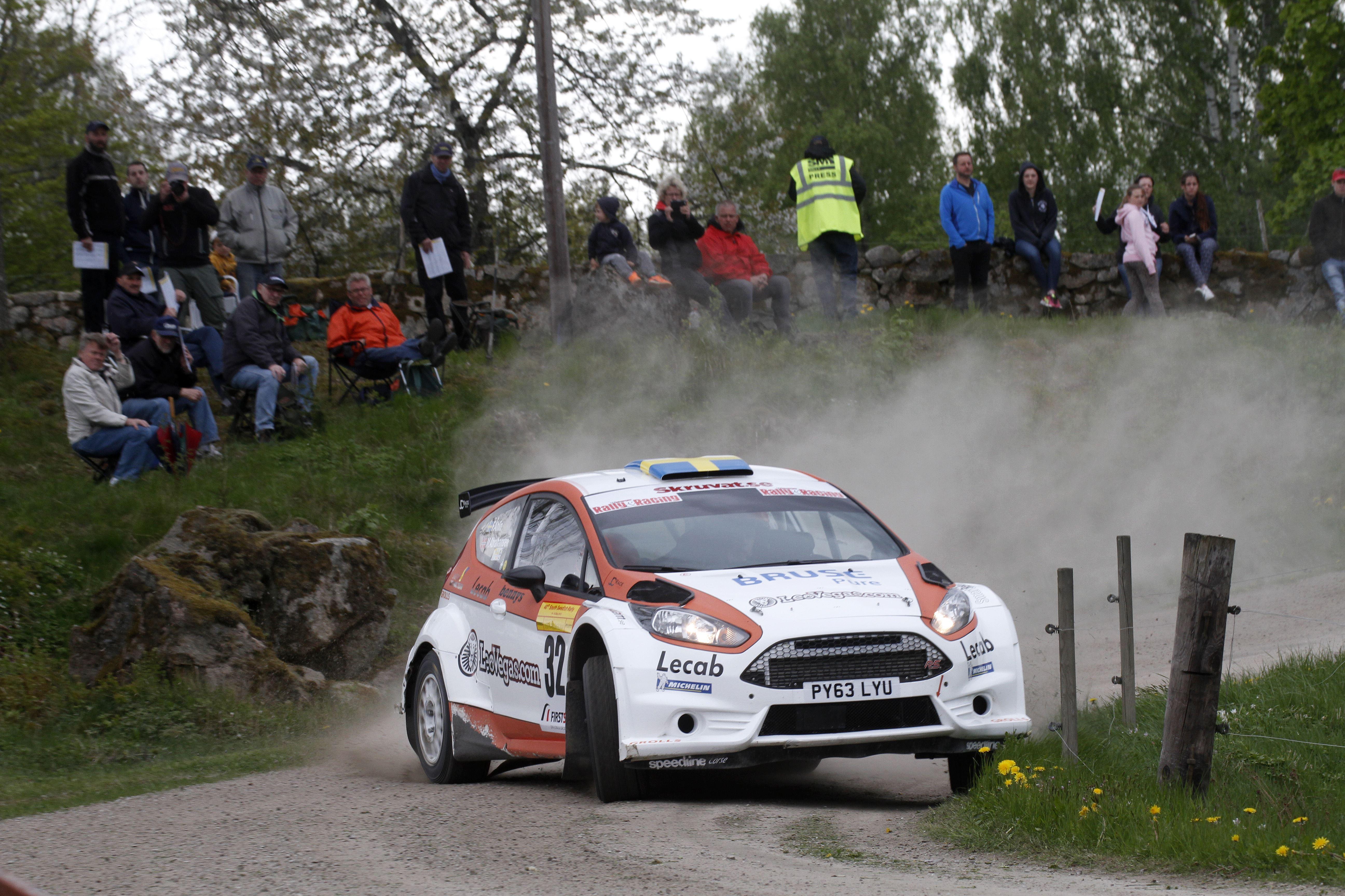South Swedish Rally Karlskrona