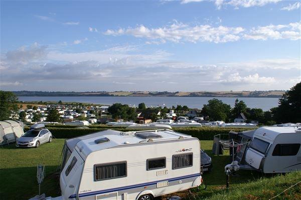 Gammelmark Strand Camping - hytte