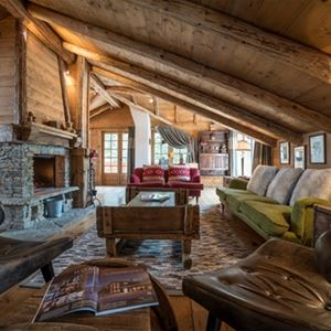 4 rooms duplex, 8/10 people / CHALET LE CHEVREUIL (Mountain of dream)