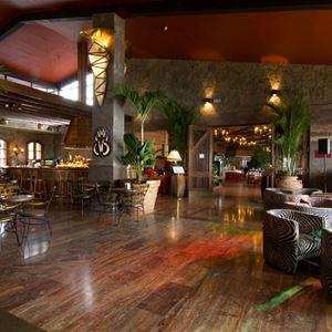 Lobby på Hotell Las Tirajanas, Las Palmas Gran Canaria