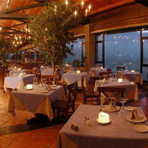 Restaurang på Hotell Las Tirajanas, Las Palmas Gran Canaria