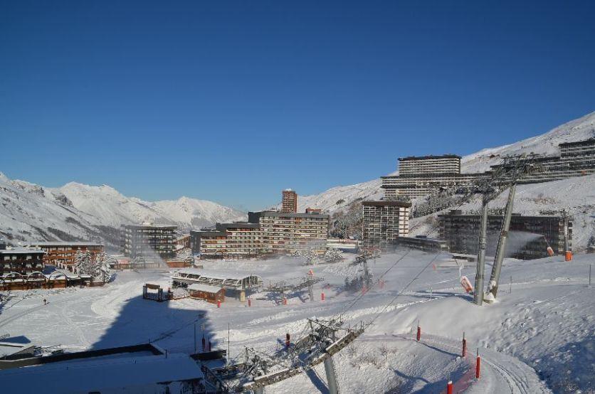 2 Pers Studio ski-in ski-out / DORONS 106