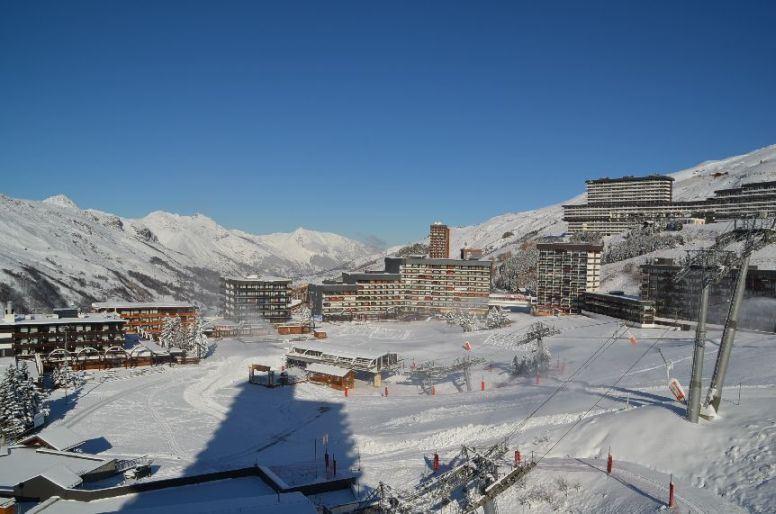 2 Pers Studio ski-in ski-out / DORONS 1306