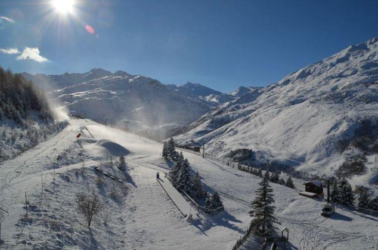 2 pers Studio ski-in ski-out / DORONS 702