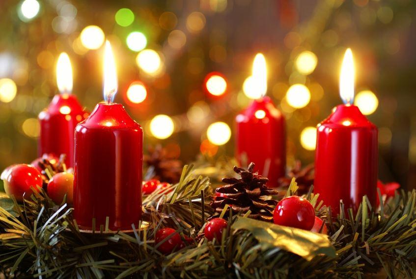 Julöppet på Riksdagsmannagården