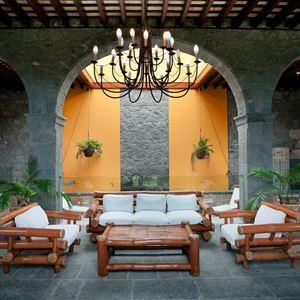 Interiör Hotell Christina, Las Palmas Gran Canaria