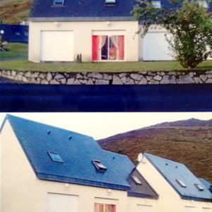 © Clap, VLG011 - Maison au pied des pistes de la station de Val Louron