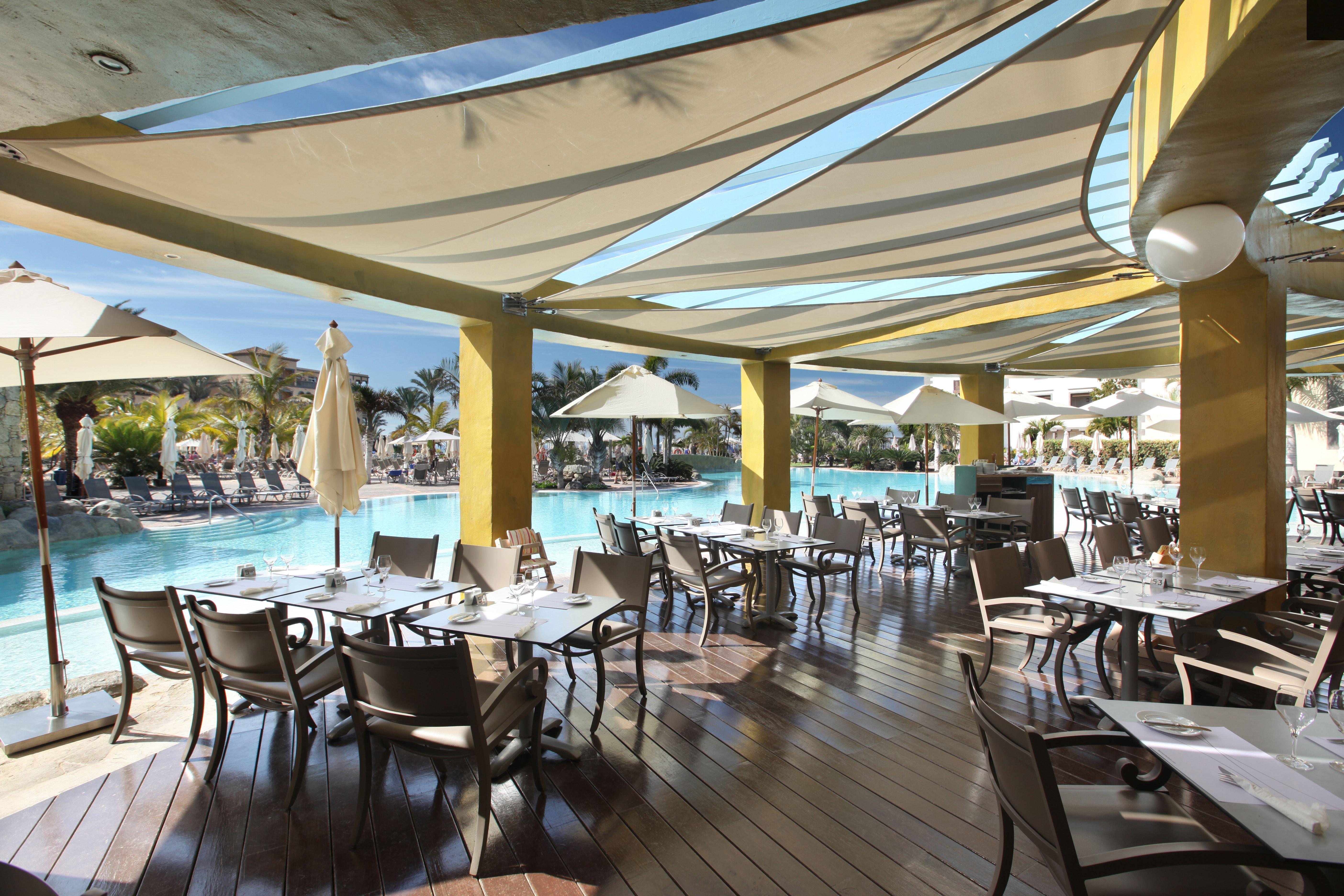 Restaurang Hotell Lopesan Villa del Conde Resort & Corallium Thalasso, Meloneras Gran Canaria