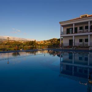 Pool på Bandama Golf Hotell, Santa Brigida Gran Canaria