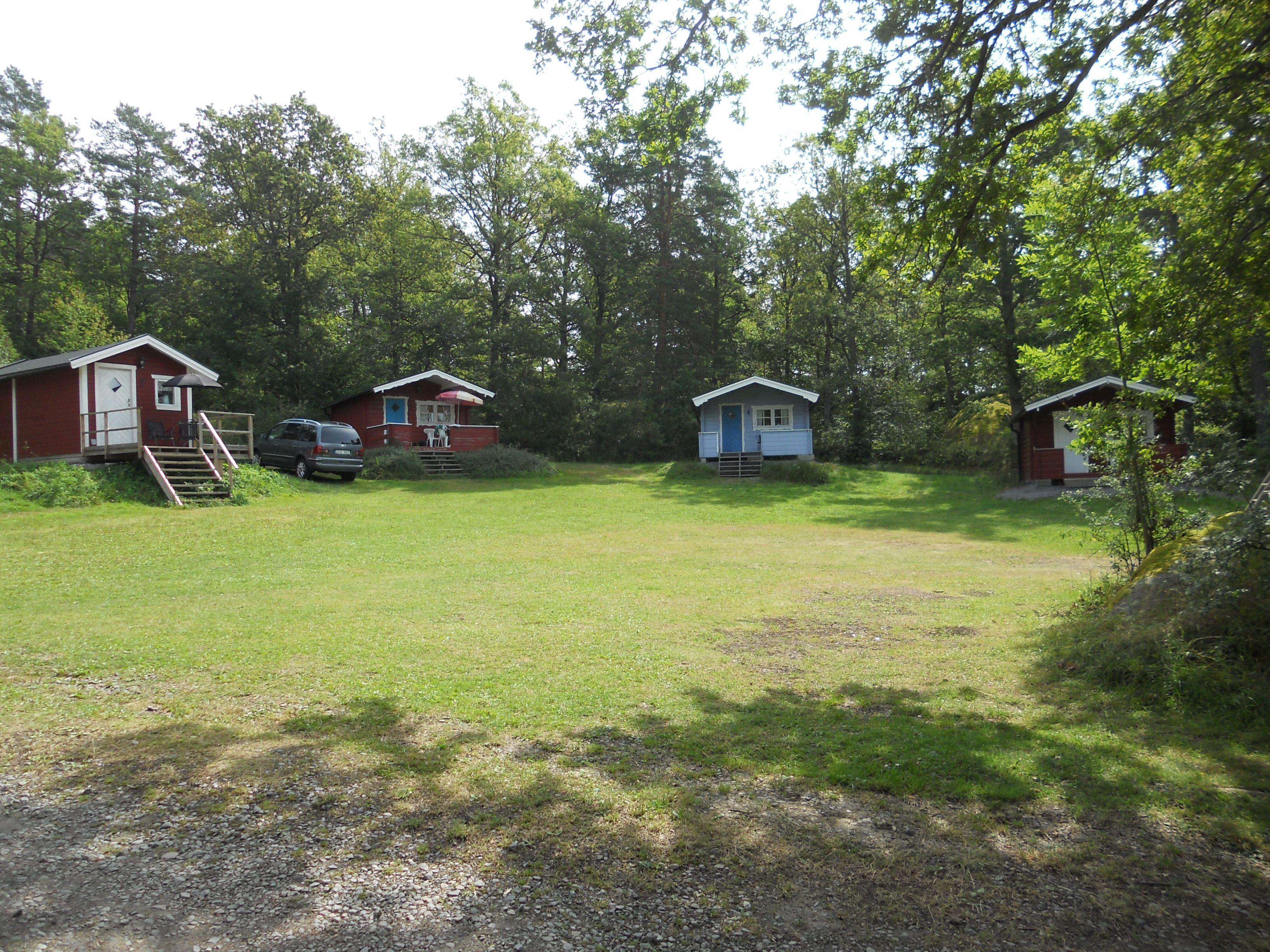 Blankaholms Naturcamping/Stugor