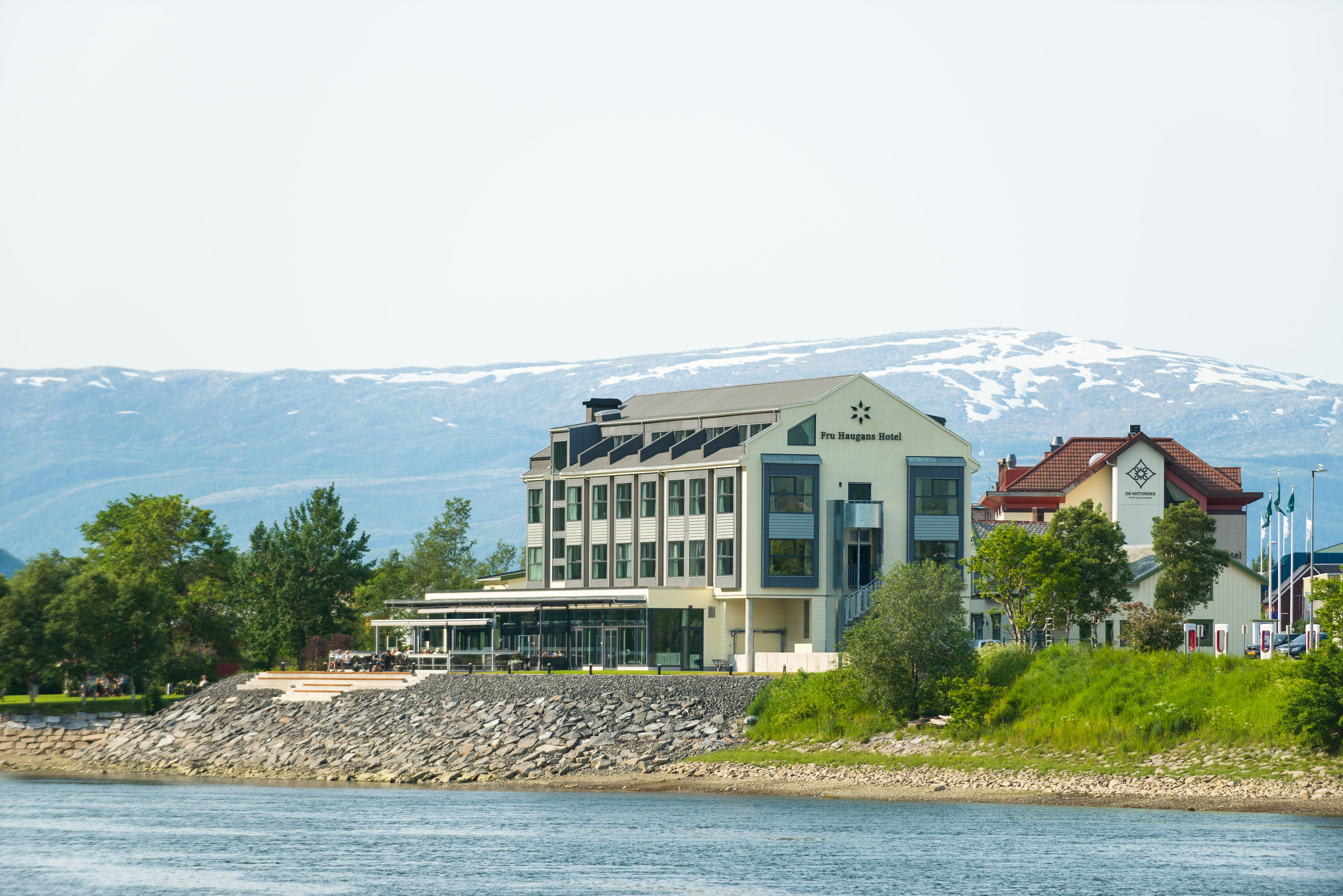 Fru Haugans Hotel,  © Fru Haugans Hotel, Guest Harbour, Fru Haugans Hotell Gjestehavn