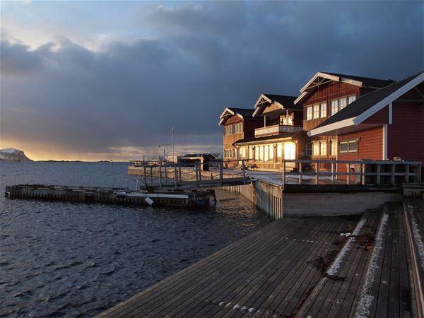 Røst Bryggehotell Anneks
