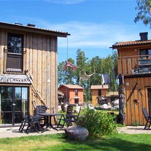 Daftö Camping Resort / Stugor
