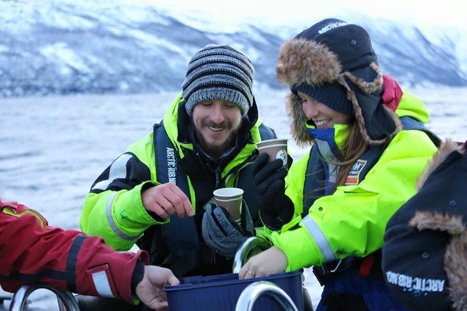 Exclusive and Intimate Arctic Sea Safari Trip by RiB - Adventure Tours