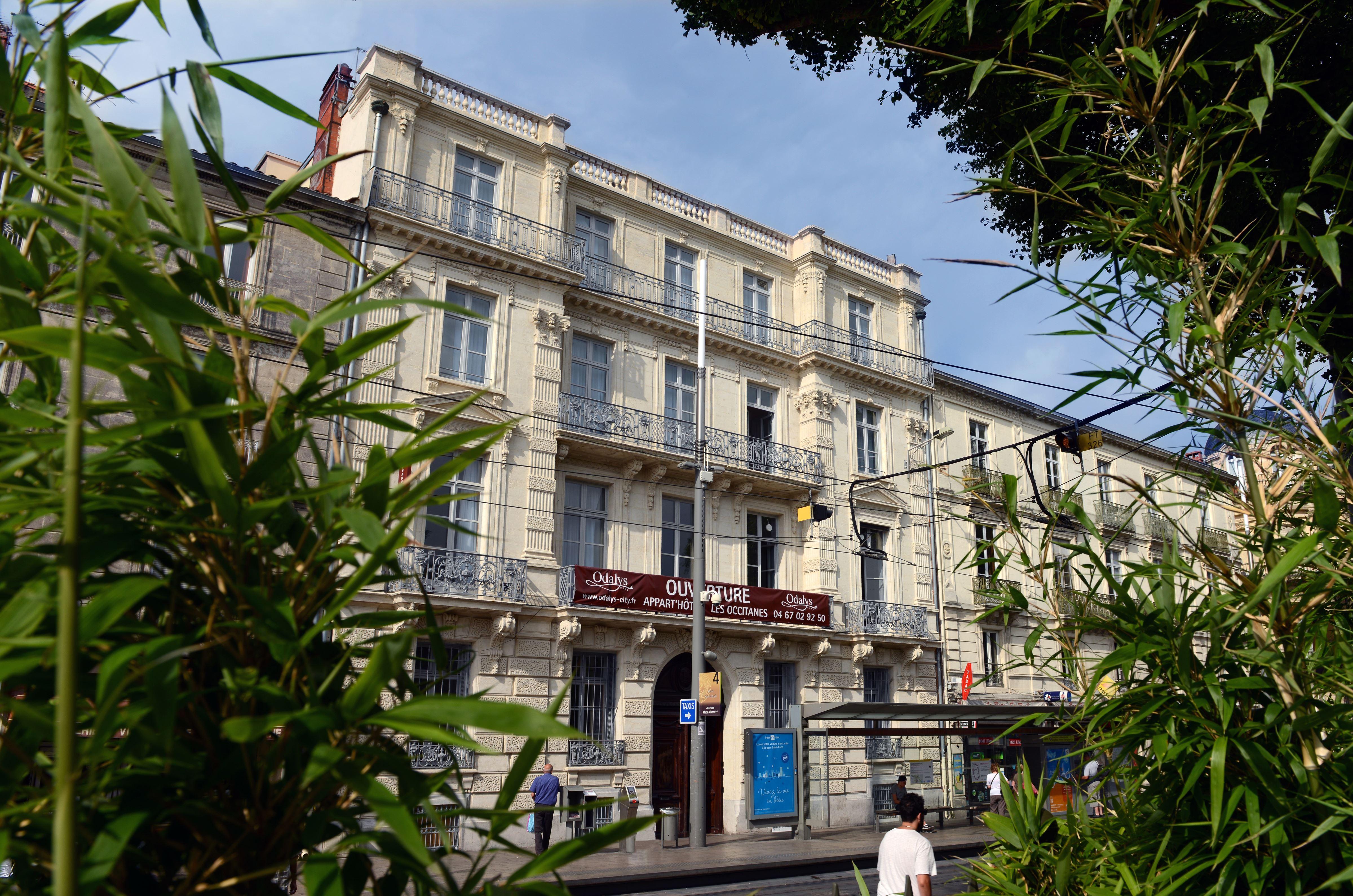 Appart'hôtel Odalys les Occitanes