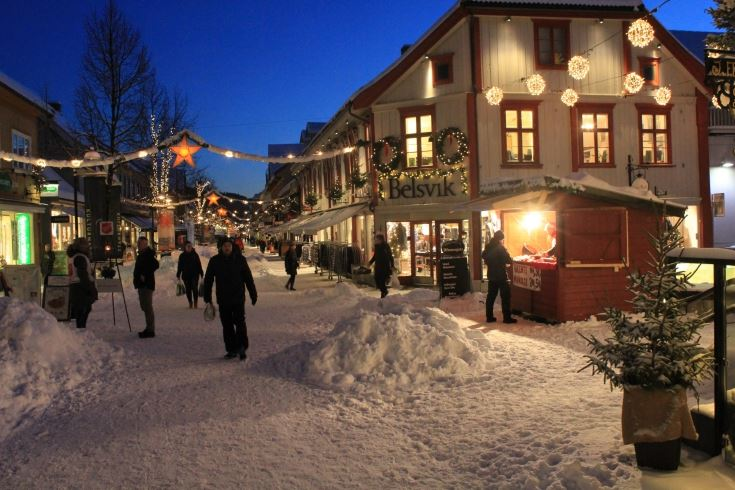 Juleferie i Hafjell og Lillehammer regionen.