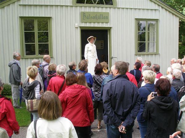Då orten har anor sen 1700-talet finns mycket spännande historia att ta del av.