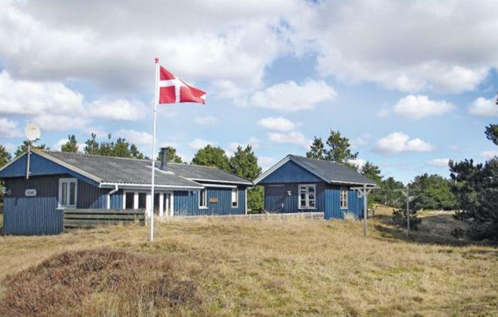 Sommerhuspakke Fanø