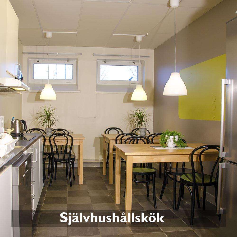 KFUMs Vandrarhem i Umeå; SVIF