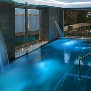 Spa på Hotell Gran Melia de Mar, Illetas Mallorca