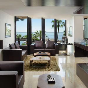 The Level svit Hotell Gran Melia de Mar, Illetas Mallorca