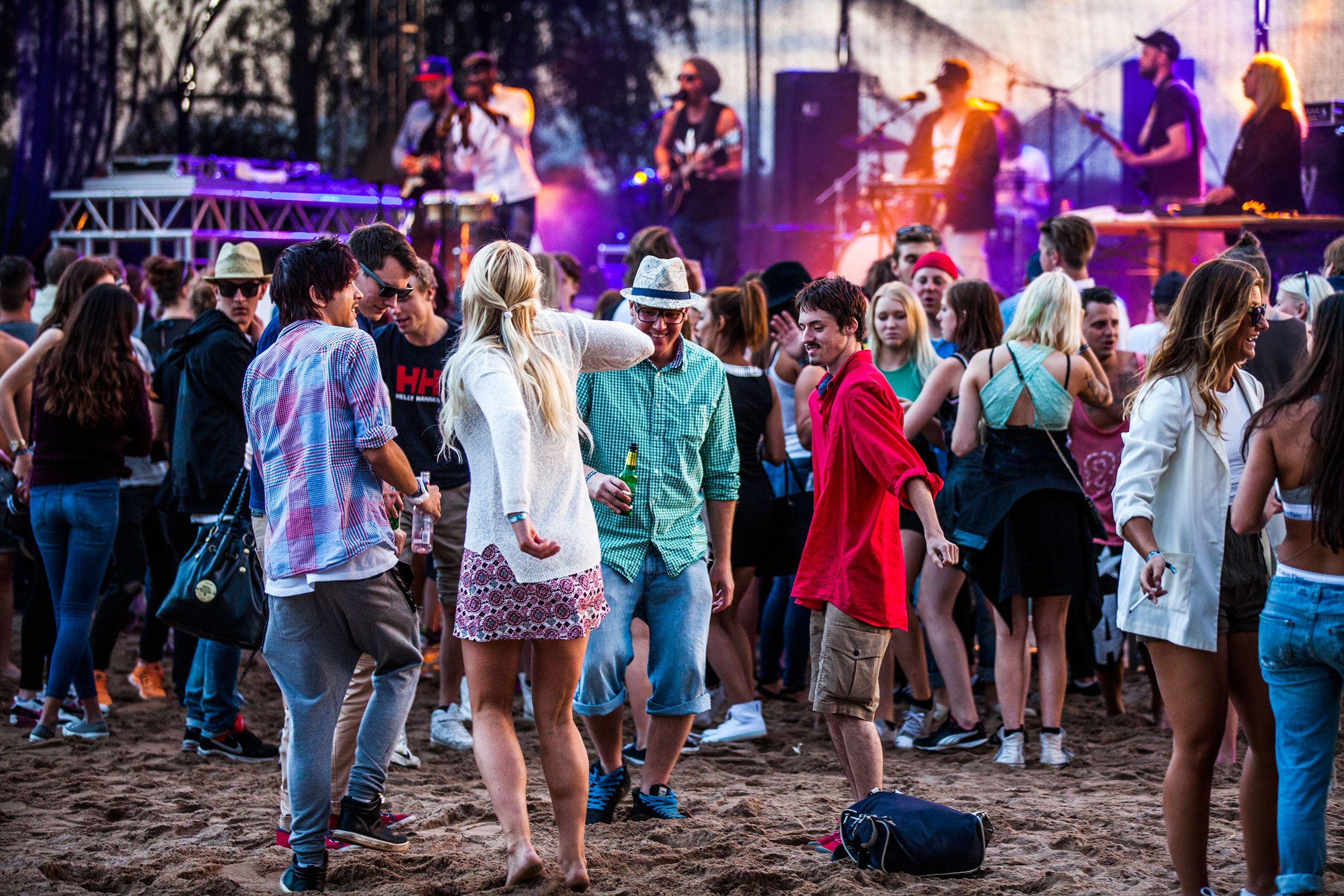 Löga Beach Party