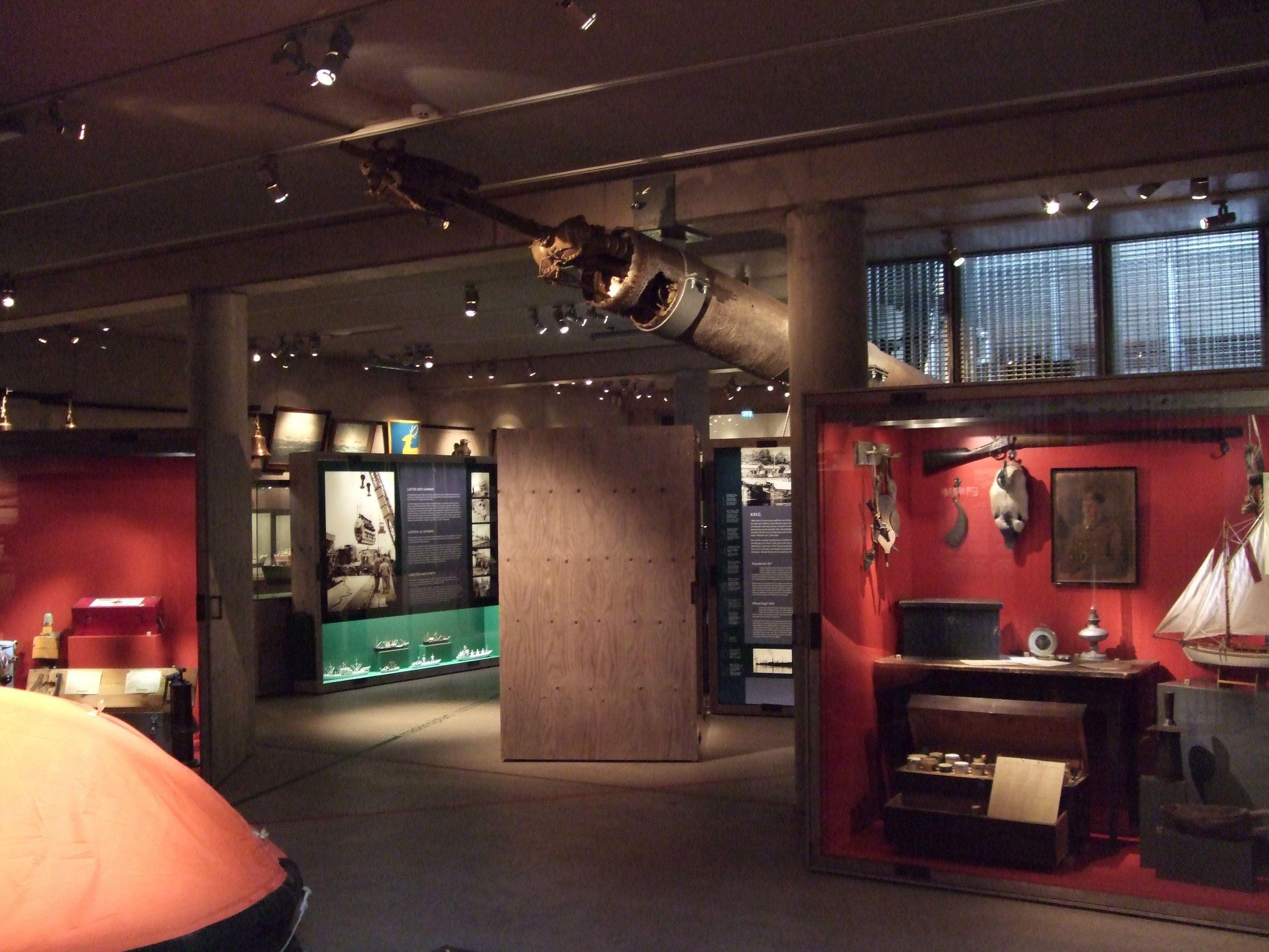 Ålands Sjöfartsmuseum - Entrébiljett