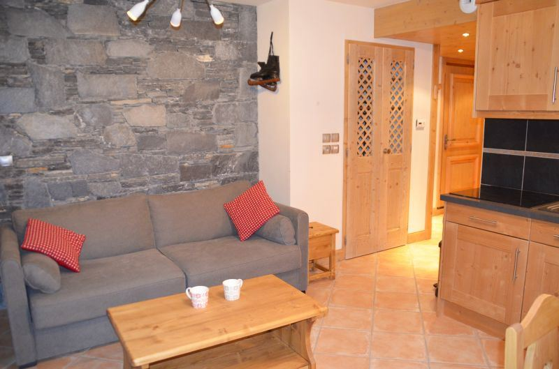 2 Room 4 Pers ski-in ski-out / CHALET ADELE 3