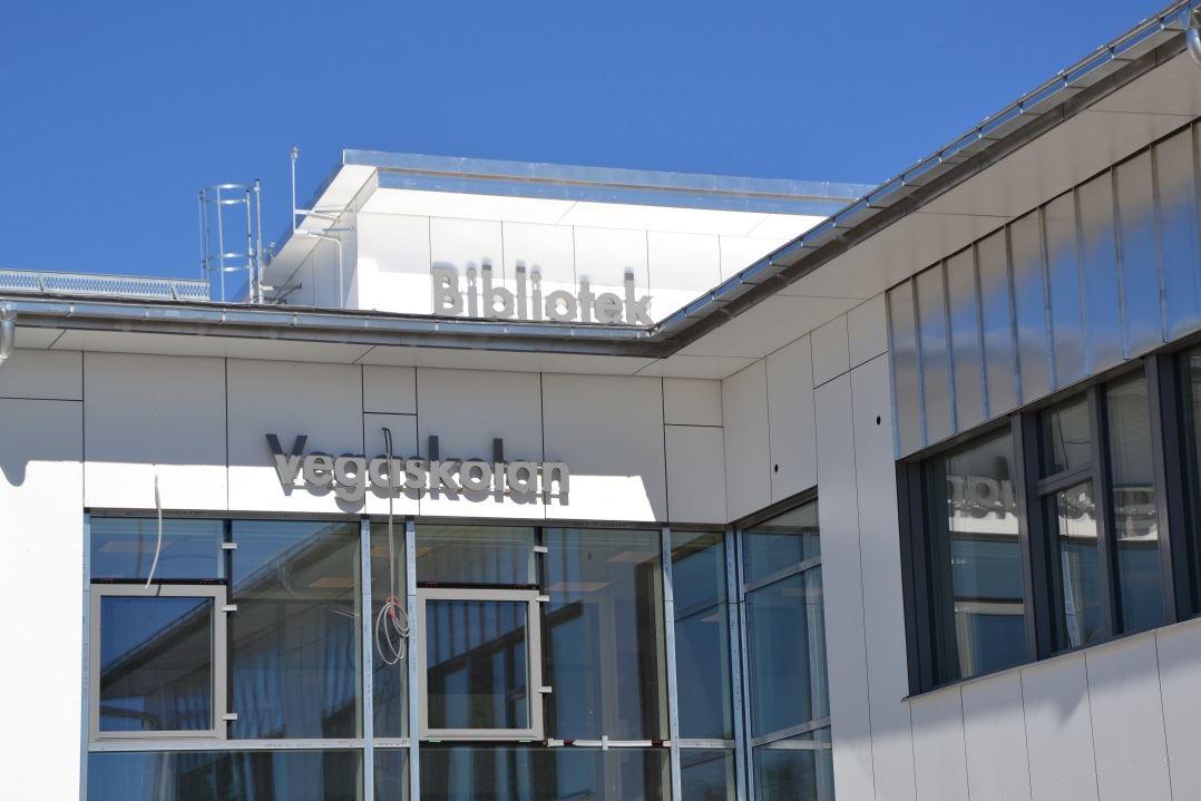 Vännäs kommun, Vännäs bibliotek