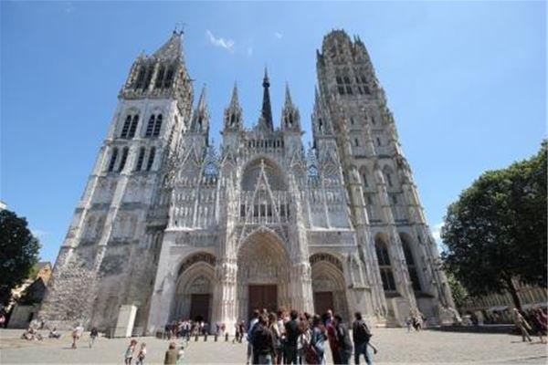 Rouen, sur les traces des impressionnistes (visite guidée)