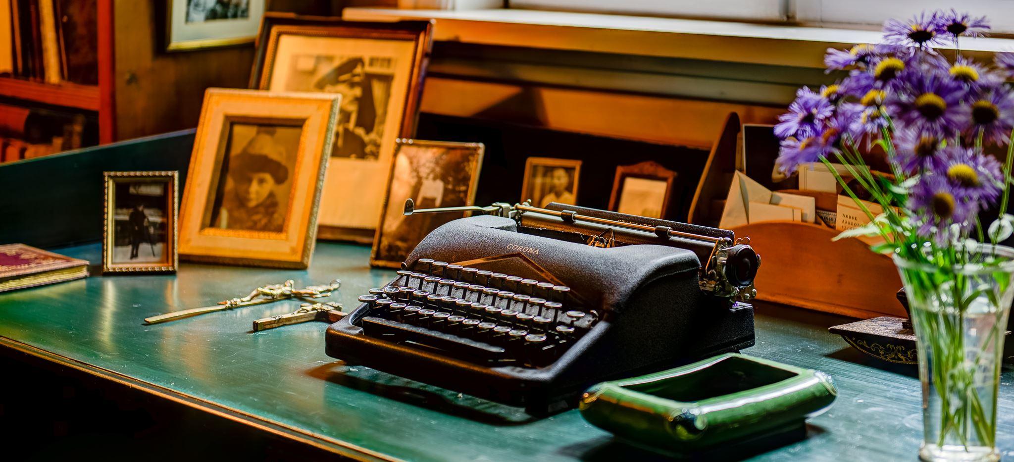 Bjærkebæk Museum - Sigrid Undsets hjem.