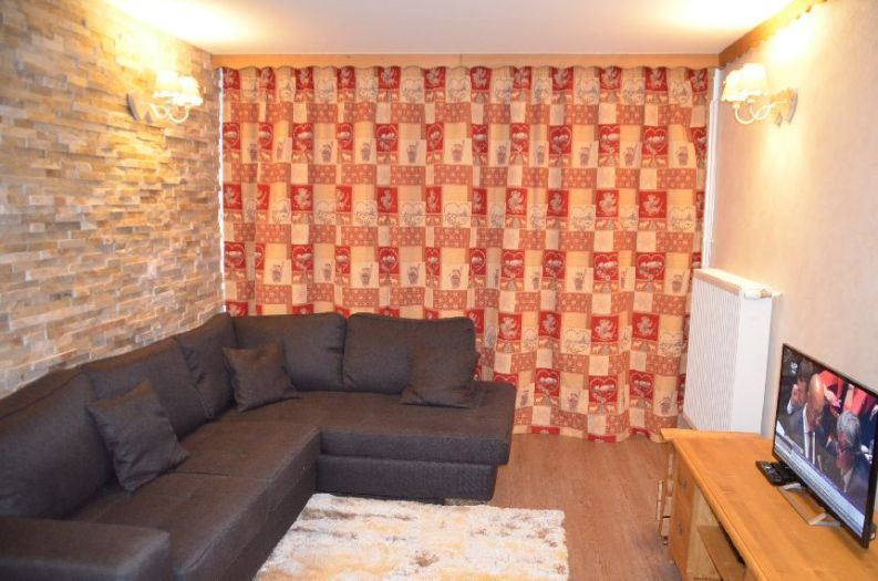 3 rooms 6 people ski-in ski-out / PECLET 301