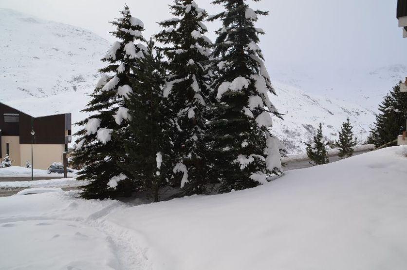 Studio 2 Pers skis aux pieds / MELEZES 68