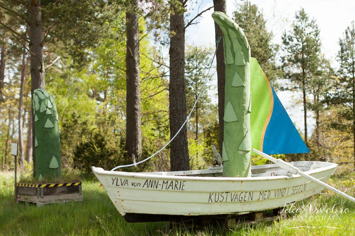 The Coast Road's Asparagus Weekend: Torhamn - Kristianopel