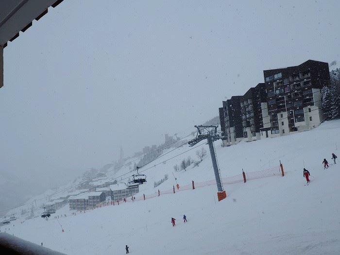 4 Pers Studio ski-in ski-out / SKI SOLEIL 1203