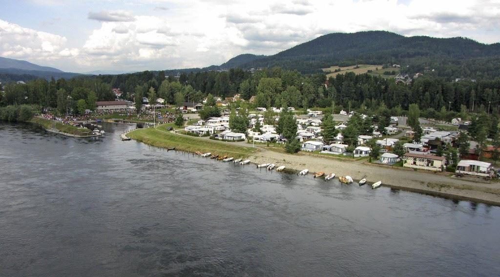 Hokksund Camping/Hytter