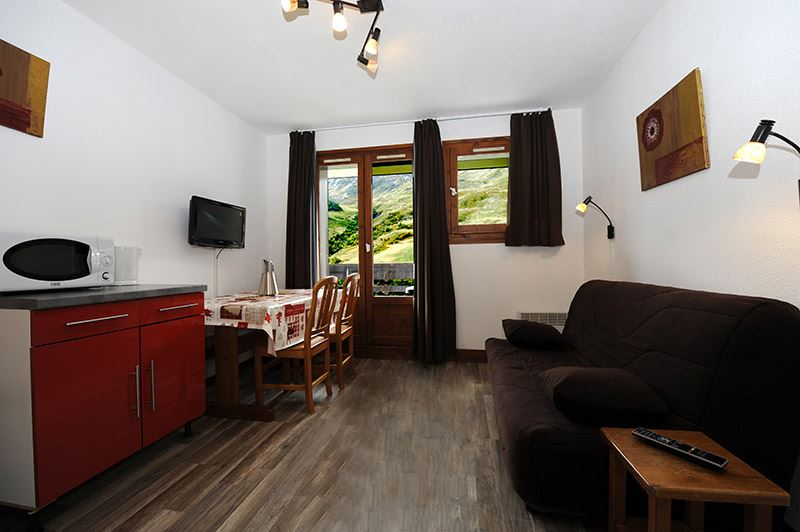 2 Rooms 4 Pers ski-in ski-out / BALCONS D'OLYMPIE 307